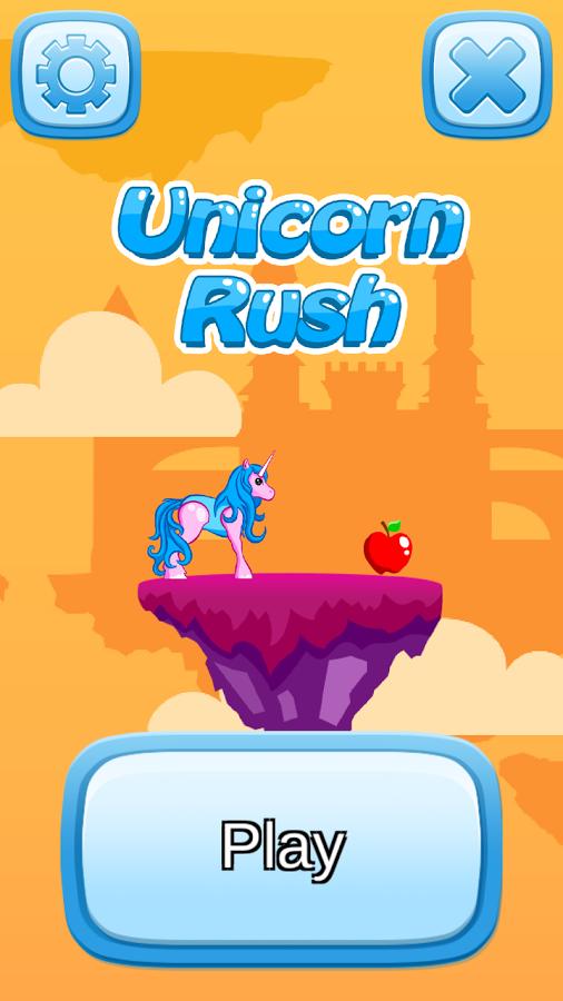 软件 聊天通讯 >独角兽跑步  欢迎来玩可爱的独角兽旅行在更好玩的