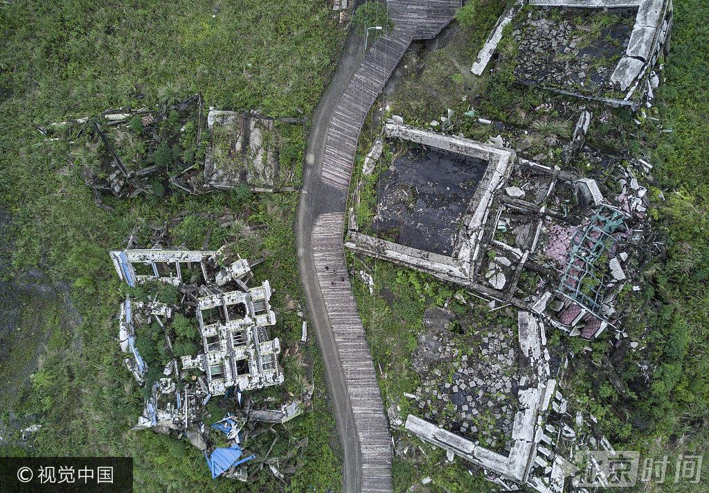 九年后 汶川地震遗址变成这样【组图】 - 云鹏润峰 - 云鹏潤峰