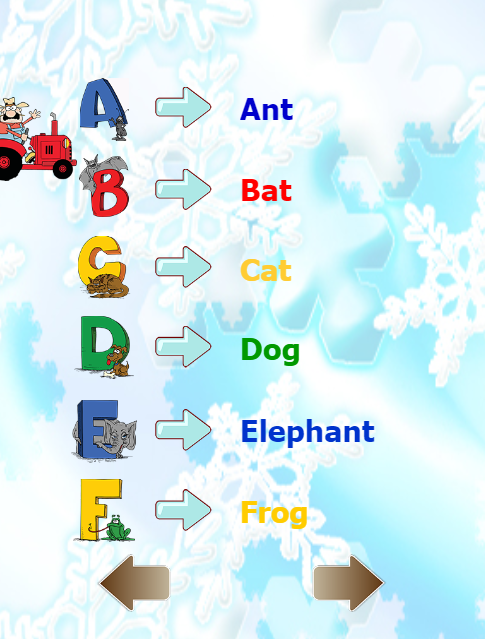 abc英文字母培训下载