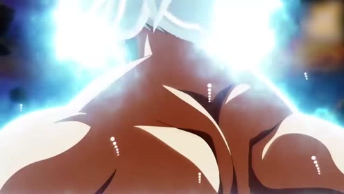 龙珠超孙悟空为了整个地球变身白神,一脚将吉连踢出场!