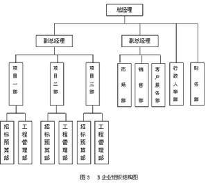 矩阵制组织结构_360百科