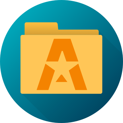 ASTRO 文件�I管理器