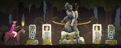 王国新大陆弓箭手祭坛
