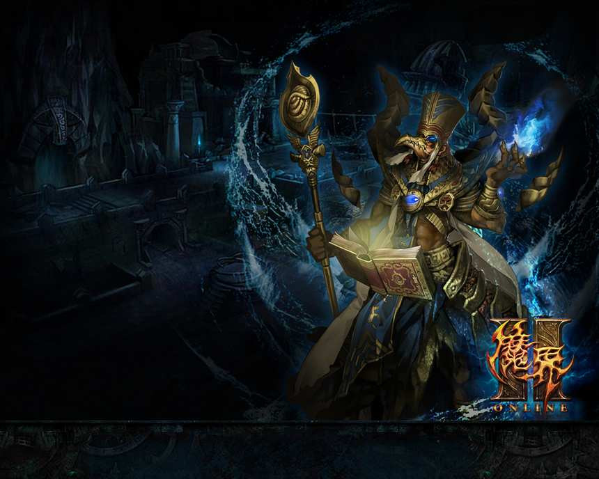 魔界2精美游戏壁纸图片