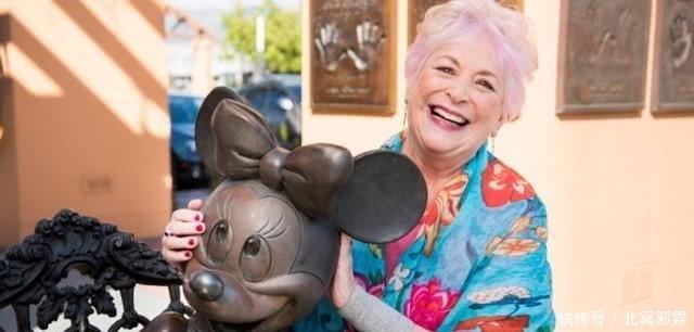 """米老鼠""""米妮""""配音演员Russi Taylor逝世 享年75"""