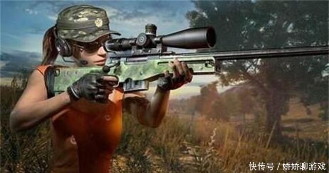 M4和AKM落榜,绝地求生:能打爆三级甲4把枪械