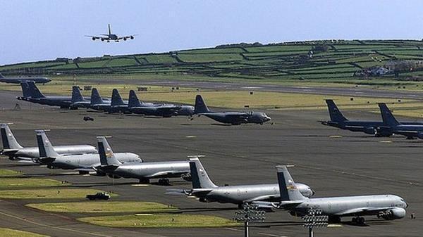 中国飞机拆解基地