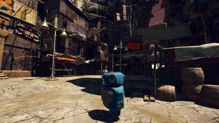 《爱丽丝VR》正式登陆Steam
