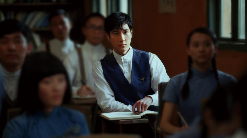 《无问西东》之于王力宏:名校生的名校电影,完美与完美的碰撞