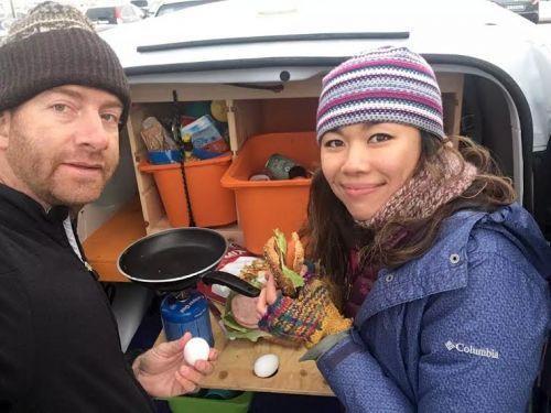 美夫妇用25000美元穷游20多个国家 归来后情比金坚 -  - 真光 的博客