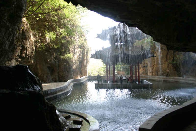 壁纸 风景 旅游 瀑布 山水 桌面 800_533