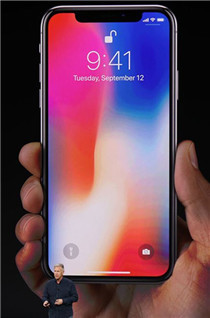 苹果最新iPhoneX美照截图