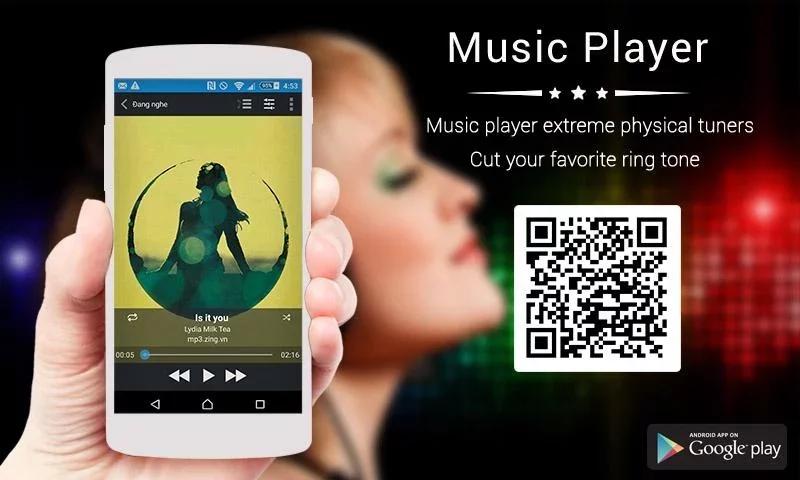 HQ Music Player Offline截图1
