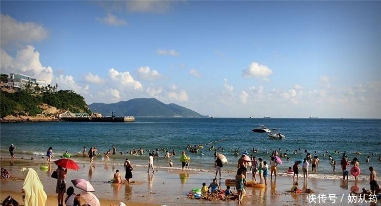 广东最值得一去的1个小岛!