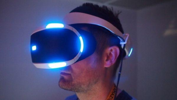 Sony警告 PS VR 12岁以下不能玩
