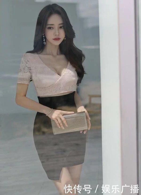 橱柜中的小姐姐俏丽身材为自己赚客源,网友:明明可以靠脸吃饭,非要去卖衣服-家居窝