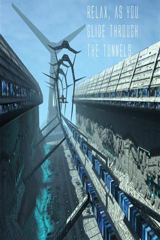 科幻3d动态壁纸下载