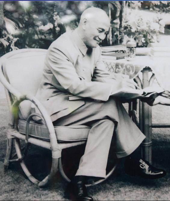 听到蒋介石去世的消息:毛主席说了三个字 - 一统江山 - 一统江山的博客