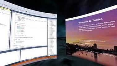 LightVR APP沟通虚拟和现实 引领办公新体验
