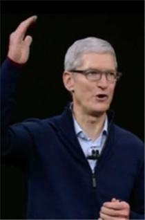 天才小熊猫版苹果发布会