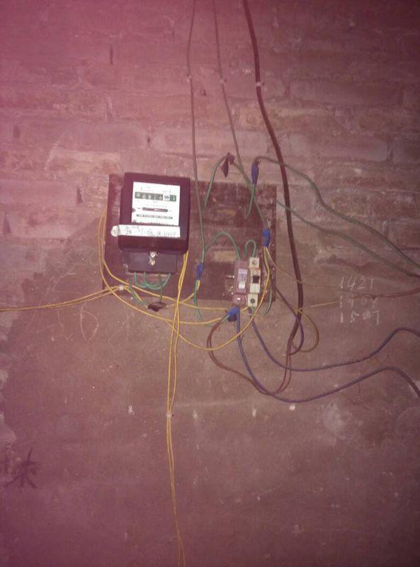 我家电表用电度数不对,就一台25寸电视,25瓦节