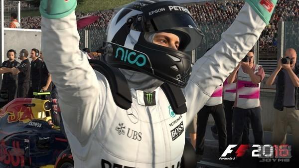 《F1 2016》主机版正式开售
