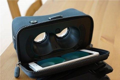 小米玩具版VR眼镜