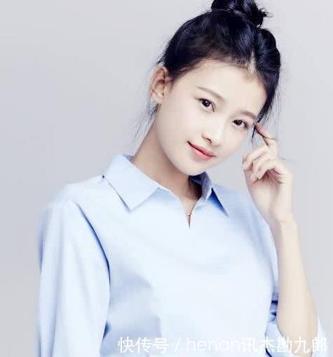 张嘉倪清纯得就像是美女生一般,那佟丽娅简直中国中学少女漂亮最图片
