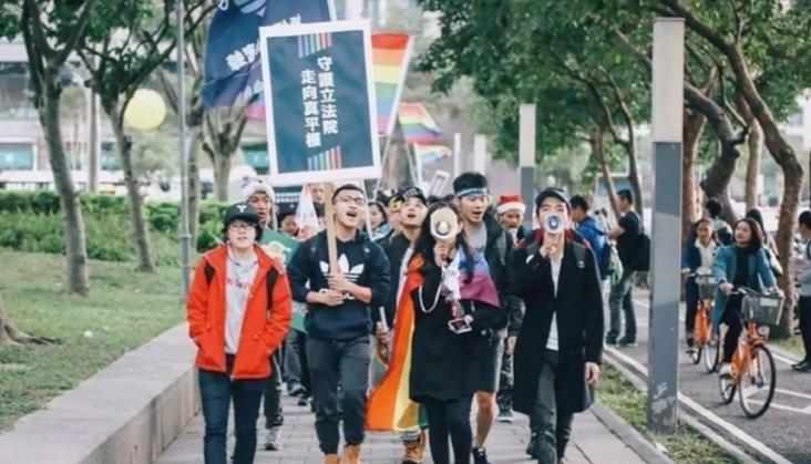 我们可以结婚了!亚洲第一个同性可以结婚的地区--台湾