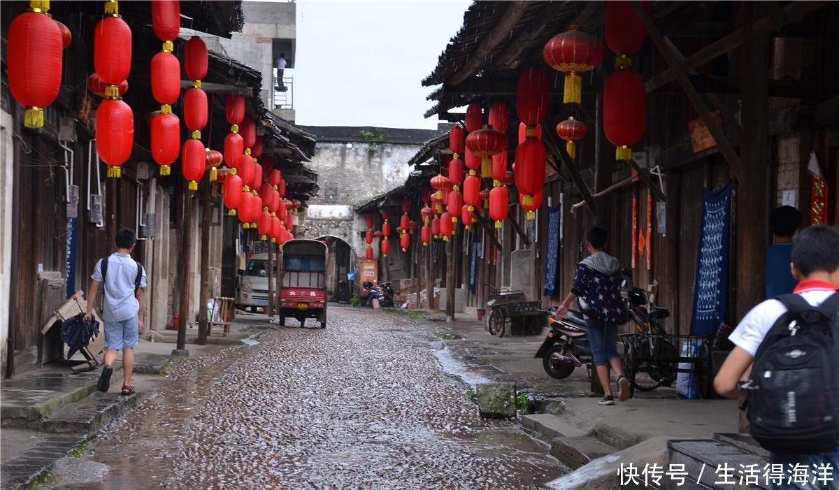 桂林最幽静的古镇,兴坪被商业化淹没