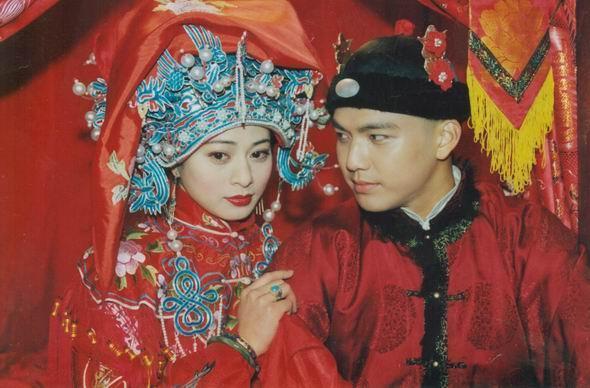 中国古代的婚姻制度