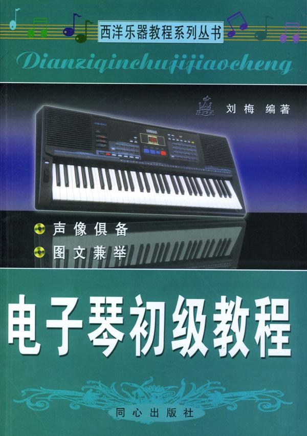 电子琴初级教程_360百科图片
