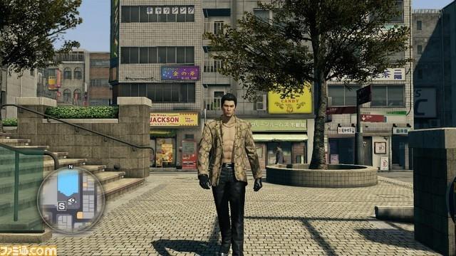 《如龙:极》免费DLC第四弹发布