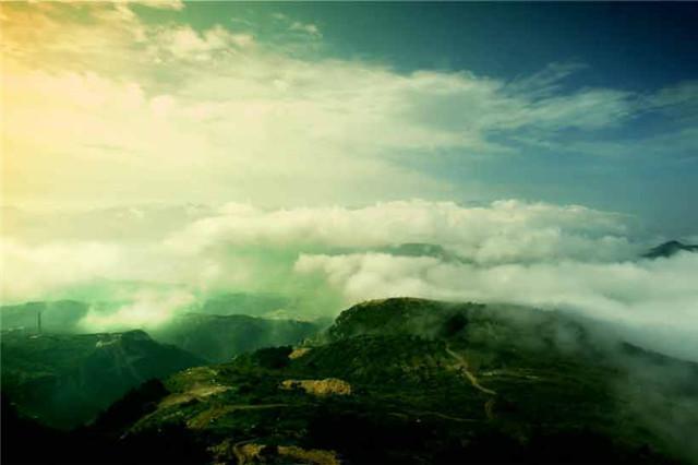 中国北岳恒山风景名胜区
