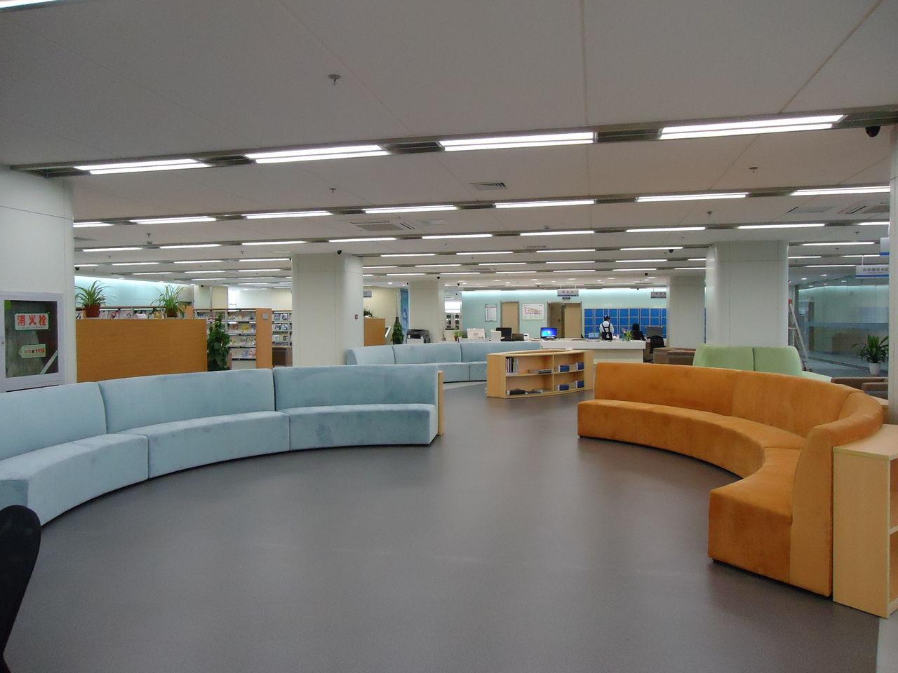 无锡新区图书馆
