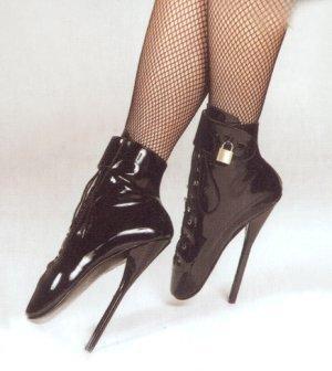 芭蕾高跟鞋