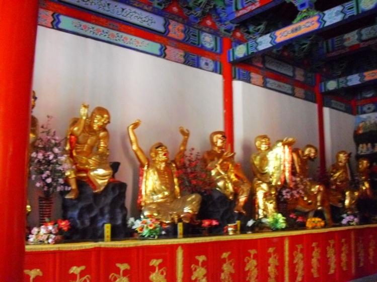 朱雀山菩提寺图片