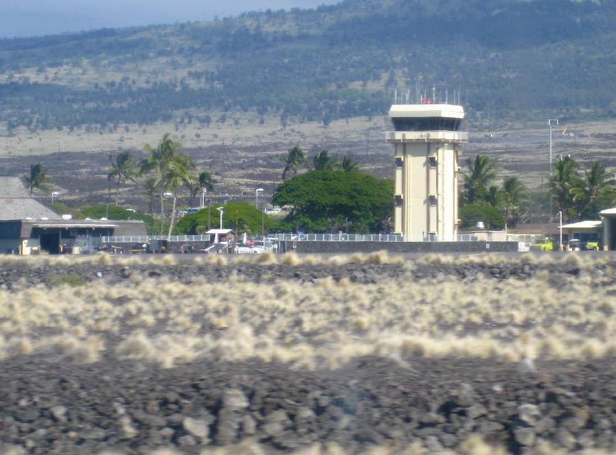中文名:科纳国际机场 iata代码:koa