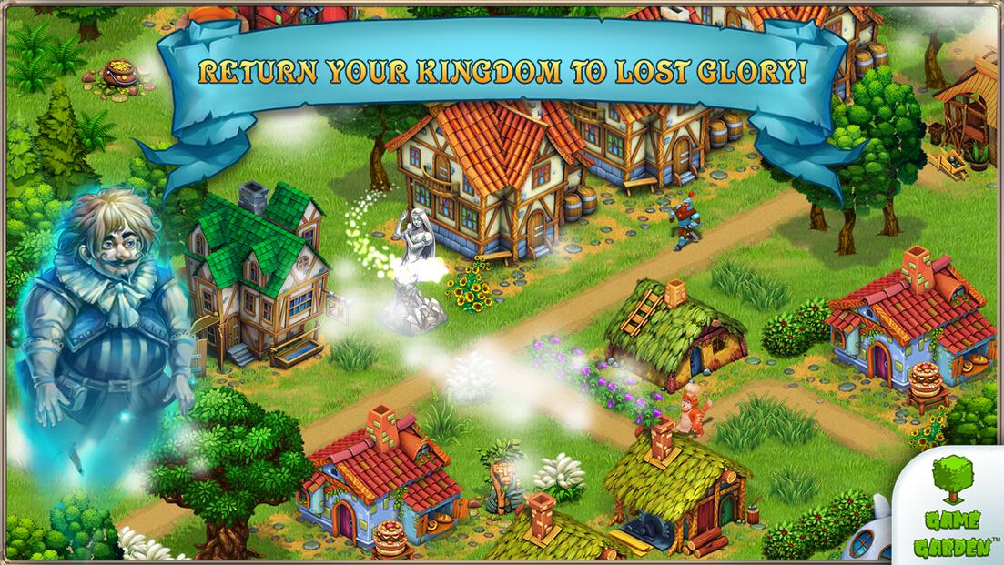 童话王国 修改版 Fairy Kingdom HD截图3