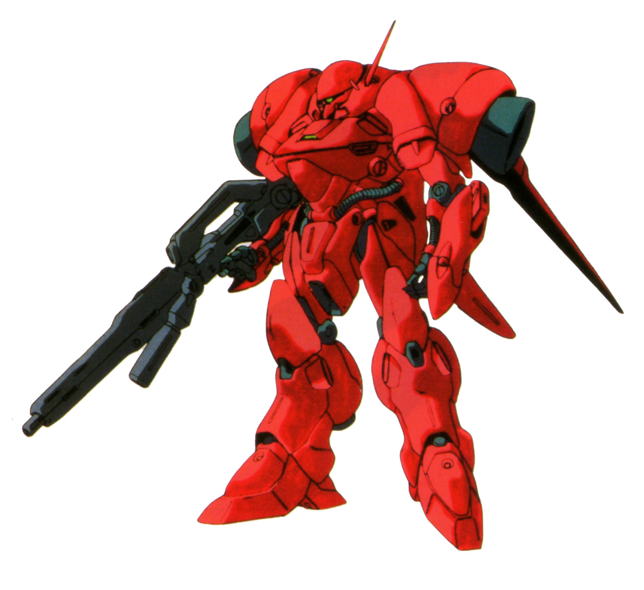 AGX-04红色角马
