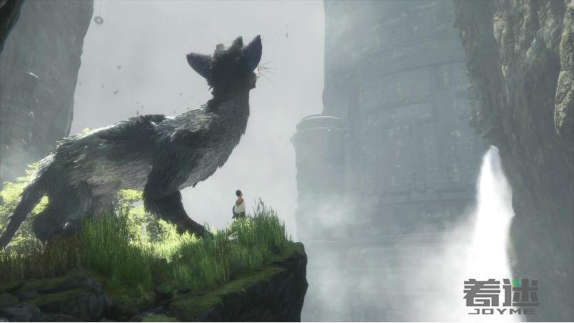 《最后的守护者》官方公布游戏截图