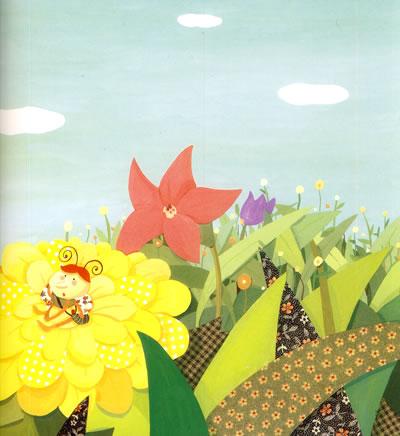 春天的图画