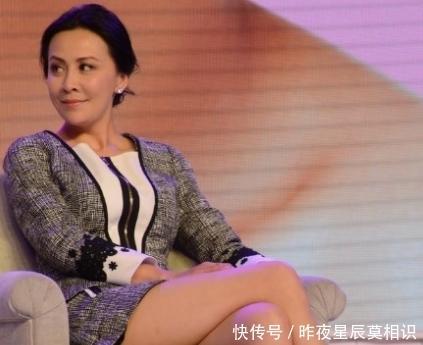 54岁刘嘉玲素颜晨跑,容貌身材像大妈,看见镜头慌张躲避气质全无