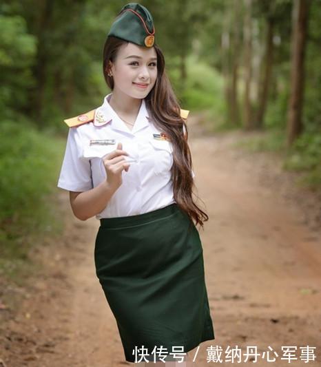 揭秘越南新军服神似中国军服,女兵穿上后惊艳全场,尤其是第二个插图(2)