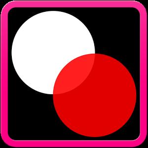 点选白色跳跃的红色圆圈