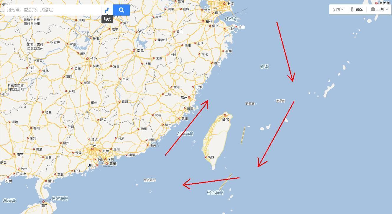 第一岛链名存实亡,不久将有望拥有第三艘航母