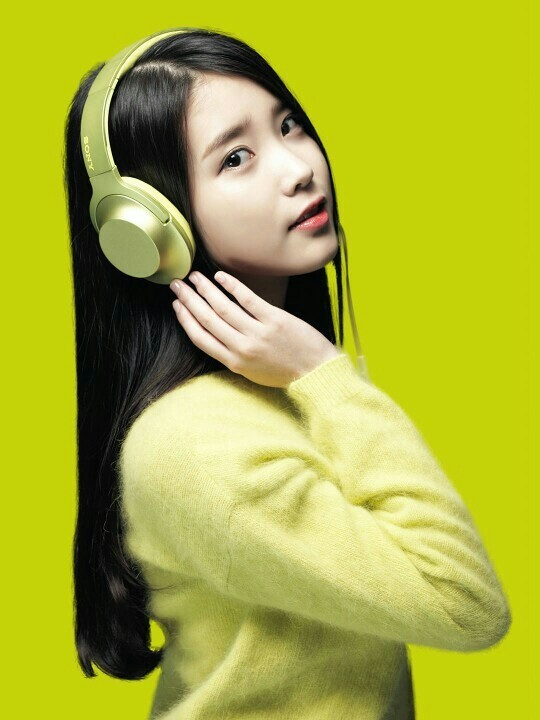 10 12 IU代言SONY耳机 高清 套图无水印