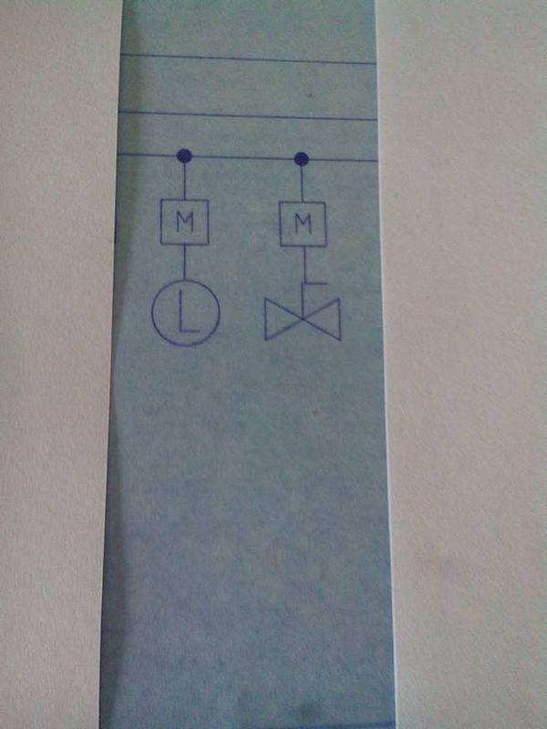 这图纸两个是消防弱电符号里的,不知道图纸什代表什么k代表工程中图片