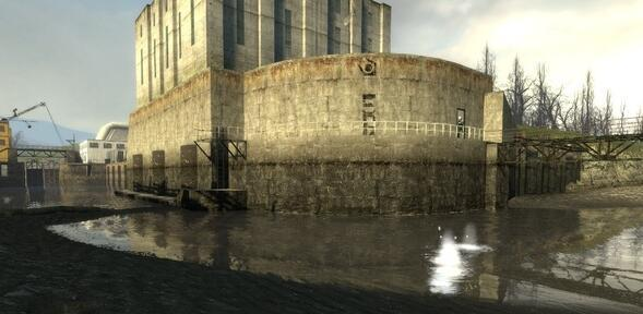 VR游戏《半条命2》steam上线发布