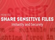 如何快速安全地分享敏感文件